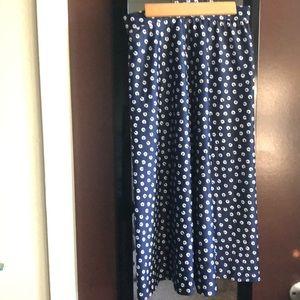 Dresses & Skirts - Vintage Hight Waisted A-line Skirt